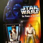 Figurine StarWars : Figurine Star Wars neuve neuf!Le pouvoir de la force!Luke Skywalker!!!!!!!!!!!!!
