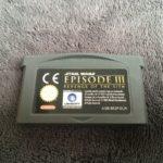 Jeu Nintendo Game Boy Advance Star Wars - jeu StarWars