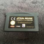 Jeu Nintendo Game Boy Advance Star Wars - Occasion StarWars