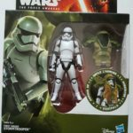 StarWars collection : STAR WARS FIGURINE DE 10 CM FIRST ORDER STORMTROOPER SERIE THE FORCE AWAKENS