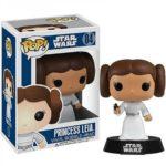 Figurine StarWars : Figurine - Pop! Movies - Star Wars - Princess Leia - Vinyl Figure - Funko