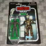 StarWars collection : Figurine STAR WARS 4-LOM The Empire Strikes Back, KENNER 2010, NEUF sous BLISTER