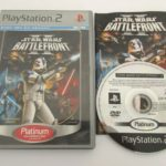 STAR WARS BATTLEFRONT II 2 - SONY PLAYSTATION - jeu StarWars