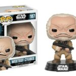 StarWars collection : Figurine - Pop! Movies - Star Wars Rogue One - Weeteef Cyubee - Funko