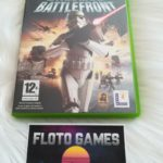 Jeu Star Wars Battlefront pour X-Box XBOX PAL - jeu StarWars