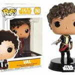 StarWars collection : Star Wars Solo POP! Vinyl figurine Bobble Head Val Funko figure 243