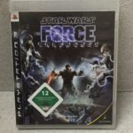 STAR WARS THE FORCE UNLEASHED JEUX PS3 AVEC - pas cher StarWars