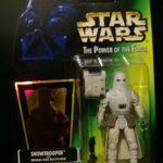 Figurine StarWars : Figurine Star Wars neuve neuf!Le pouvoir de la force!Cavalier des neiges!!!!!!!!
