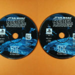 °!°/ Jeu PS1 - STAR WARS REBEL ASSAULT 2 - - Occasion StarWars