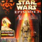 Figurine StarWars : Figurine Star Wars neuve neuf!Episode 1!Droide de bataille!!!!!!!!!!!!!!!!!!!!!!