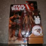 "StarWars figurine : Figurine STAR WARS ""THE FORCE AWAKENS"": FINN (JAKKU) - NEW SEALED"