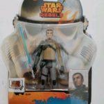 Figurine StarWars : STAR WARS FIGURINE KANAN JARRUS SL04 SÉRIE STAR WARS REBELS EN BOÎTE NEUF