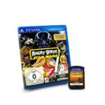Playstation Vita Ps Vita Jeu Angry Birds Star - jeu StarWars