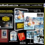 Limited Run - Star Wars Empire Strikes Back - - pas cher StarWars