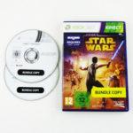 XBOX 360 Spiel KINECT STAR WARS in OVP mit - pas cher StarWars