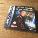 Star Wars the New Droid Army Game Boy Advance - Bonne affaire StarWars
