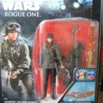 StarWars collection : STAR WARS ROGUE ONE SERGENT JYN ERSO FIGURINE 10 CM Neuf