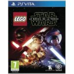 Lego Star Wars Réveil de la Force - PS VITA - Avis StarWars