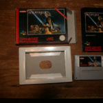 SUPER STAR WARS RETURN OF THE JEDI - SNES - - jeu StarWars