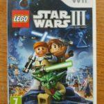 Jeu Nintendo WII - Lego - Star wars III The - jeu StarWars