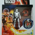 StarWars collection : STAR WARS FIGURINE DE 10 CM FIRST ORDER FLAMETROOPER SERIE THE FORCE AWAKENS