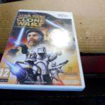 jeu wii star wars the clone wars les héros de - Bonne affaire StarWars