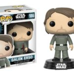 StarWars figurine : Figurine - Pop! Movies - Star Wars Rogue One - Galen Erso - Funko