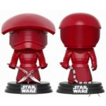 StarWars collection : Figurines Praetorian Guards Pop  Star Wars The Black Series Episode 8 Neuf
