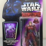 StarWars collection : Star Wars  Shadows Of The Empire Luke Skywalker Imperial Guard - Mint Kenner 96