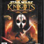 JEU PC (4 CD-ROM)--STAR WARS KNIGHTS II OLD - jeu StarWars