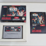 Super Nintendo Snes - Super Star Wars (FAH - - Bonne affaire StarWars