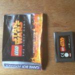 JEU VIDEO NINTENDO GAME BOY ADVANCE lego - pas cher StarWars