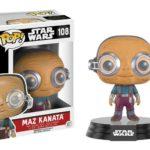 StarWars figurine : Figurine - Pop! Movies - Star Wars - Maz Kanata - Vinyl Figure - Funko