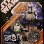 StarWars figurine : Figurine Star Wars neuve neuf!Saga Legends!Officier clone stormtrooper!!!!!!!!!!