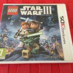 LEGO STAR WARS 3 !!!!!  NINTENDO 3DS - pas cher StarWars