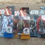 StarWars collection : Lot figurines star wars hasbro