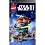 LEGO Star Wars 3 III The Clone Wars PSP Neuf - Occasion StarWars