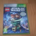LEGO STAR WARS III THE CLONE WARS  XBOX 360 - Occasion StarWars