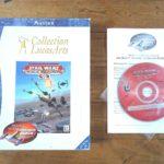JEU PC / STAR WARS / ROGUE SQUADRON 3D - pas cher StarWars