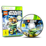 Jeu Xbox 360 Lego Star Wars III - The Clone - jeu StarWars