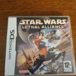 nintendo DS Star Wars : Lethal Alliance - pas cher StarWars