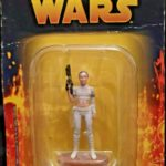 StarWars collection : Figurine collection Atlas STAR WARS Padme Amidal n°22  Figuren + fascicule