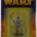 Figurine StarWars : Figurine collection Atlas STAR WARS Luke Skywalker Chevalier Retour du Jedi