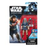 StarWars figurine : Figurine - Star Wars Universe - B9841 Captain Cassian Andor (Eadu) (Rogue One) -