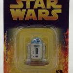 Figurine StarWars : Figurine collection Atlas STAR WARS Droide R2D2 JEDI Luke Skywalker Figure