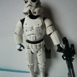 Figurine StarWars : figurine star wars lucas film 1997    31 cm