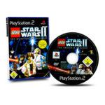 PS2 Jeu Lego Star Wars II: la Classique - pas cher StarWars