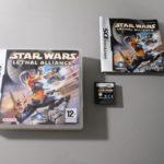 Star Wars Lethal Alliance Complet Nintendo DS - pas cher StarWars