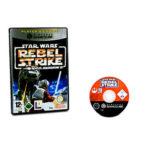 Jeu Gamecube Star Wars Rebel Grève Rogue - pas cher StarWars