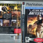 STAR WARS battlefront - SONY PLAYSTATION 2 - Occasion StarWars